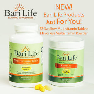 New BariLife Vitamin Formula