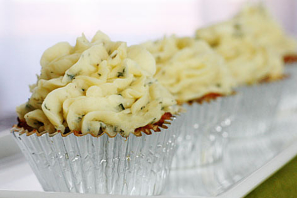Bariatric Recipes - Meatloaf Cupcakes