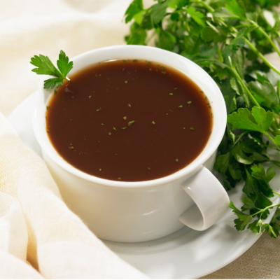 Beef Bouillon Protein Soup