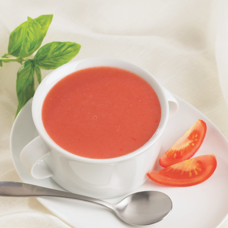 Cream of Tomato Protein Soup