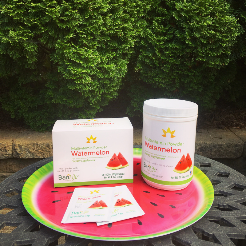 Watermelon Multivitamin Powder