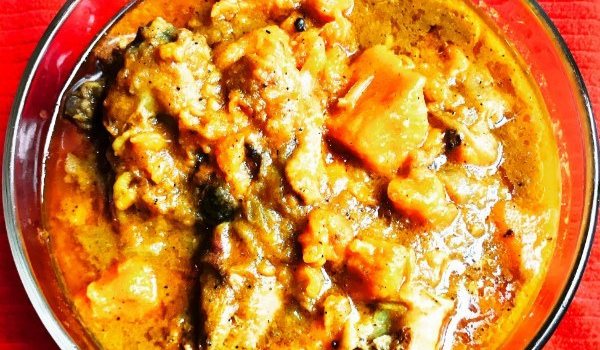 Healthy Chicken and Sweet Potato Curry