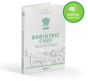 Bariatric Chef Cover - digital