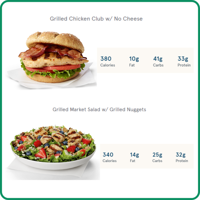 Chick-fil-A options that keep you bariatric friendly