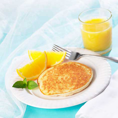 Golden Delicious Protein Pancake Mix