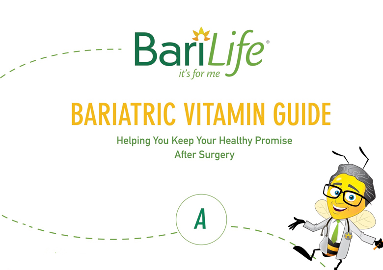 Bariatric Vitamin Guide