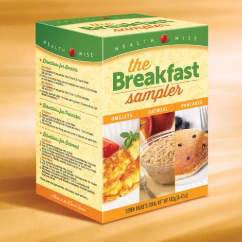 Variety Pack: Breakfast Sampler
