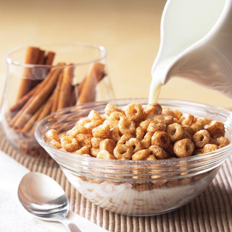 Cinnamon Vanilla Protein Cereal