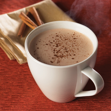 Cinnamon Hot Chocolate Protein Packets