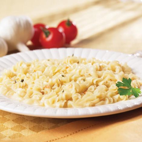 Creamy Chicken Protein Pasta