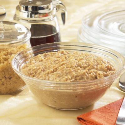 Maple Brown Sugar Protein Oatmeal